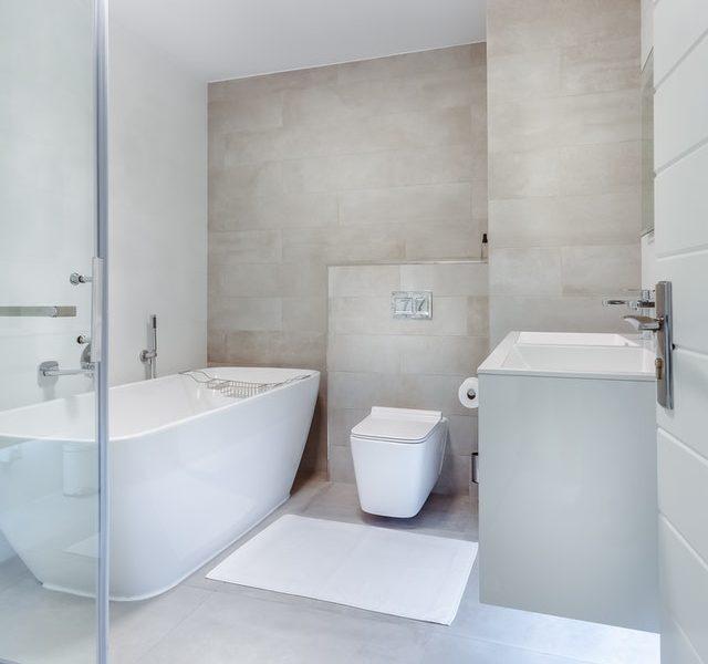 חדר אמבטיה יוקרתי