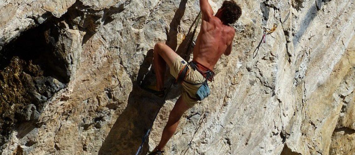 3 סיבות להתאמן בקיר טיפוס